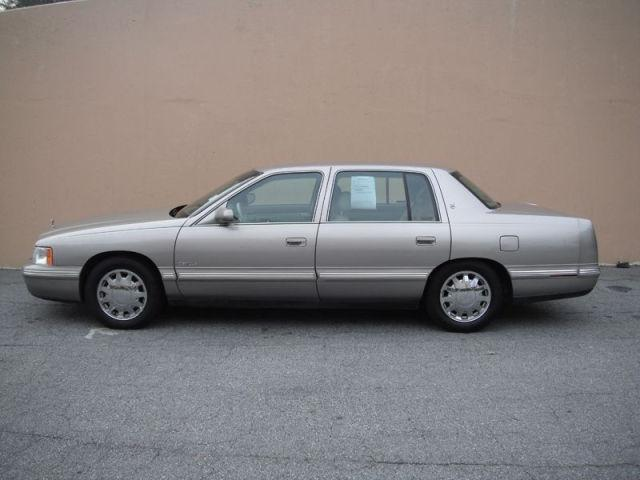1998 cadillac deville for sale in sandy springs georgia. Black Bedroom Furniture Sets. Home Design Ideas