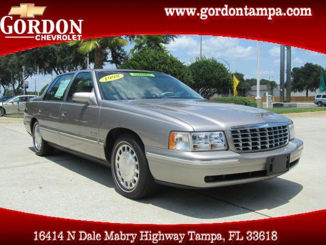 1998 cadillac deville for sale in tampa florida. Black Bedroom Furniture Sets. Home Design Ideas