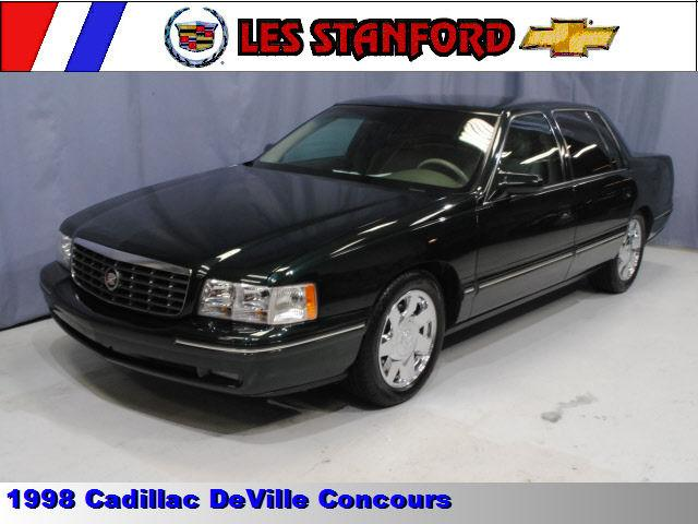 1998 cadillac deville concours for sale in dearborn. Black Bedroom Furniture Sets. Home Design Ideas