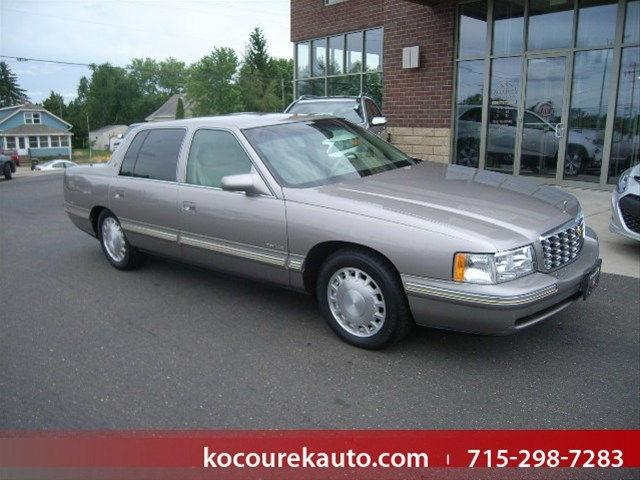 1998 cadillac deville d 39 elegance for sale in wausau. Black Bedroom Furniture Sets. Home Design Ideas