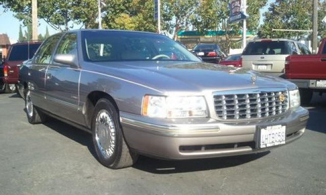 1998 cadillac deville d 39 elegance for sale in san leandro. Black Bedroom Furniture Sets. Home Design Ideas
