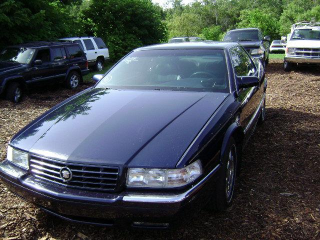1998 cadillac eldorado touring for sale in longwood. Black Bedroom Furniture Sets. Home Design Ideas