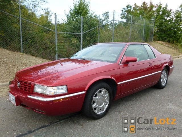 1998 cadillac eldorado touring for sale in midlothian. Black Bedroom Furniture Sets. Home Design Ideas