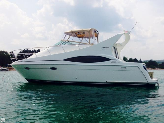 1998 Carver 350 Mariner For Sale In Traverse City