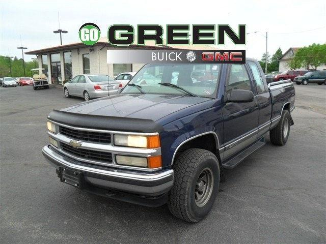 1998 chevrolet 1500 for sale in davenport iowa classified. Black Bedroom Furniture Sets. Home Design Ideas