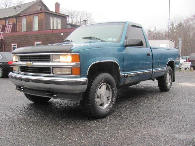 1998 Chevrolet 1500 1998 Chevrolet 1500 Model Car For