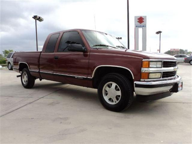 1998 chevrolet 1500 silverado for sale in new braunfels texas classified. Black Bedroom Furniture Sets. Home Design Ideas
