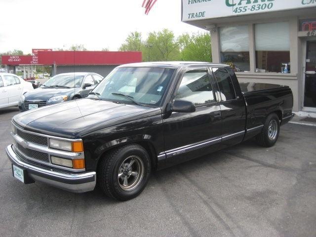 1998 Chevrolet 1500 Silverado For Sale In Kansas City