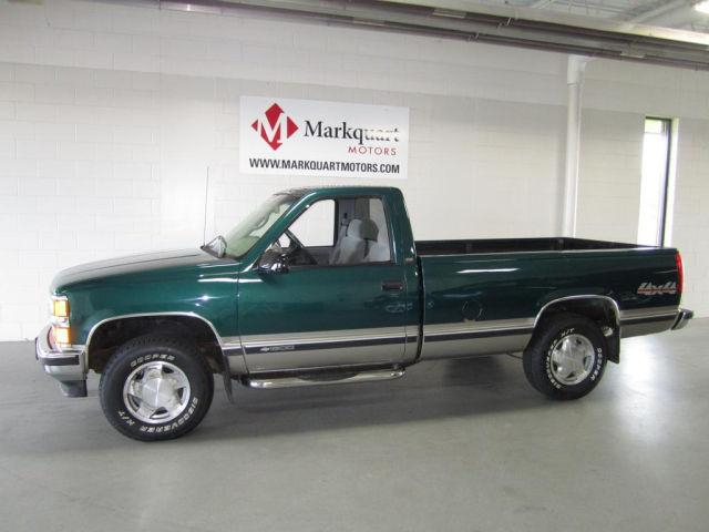 1998 chevrolet 1500 silverado for sale in chippewa falls. Black Bedroom Furniture Sets. Home Design Ideas