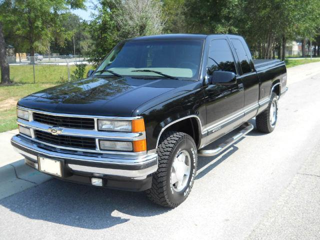1998 chevrolet 1500 z71 for sale in pensacola florida classified. Black Bedroom Furniture Sets. Home Design Ideas
