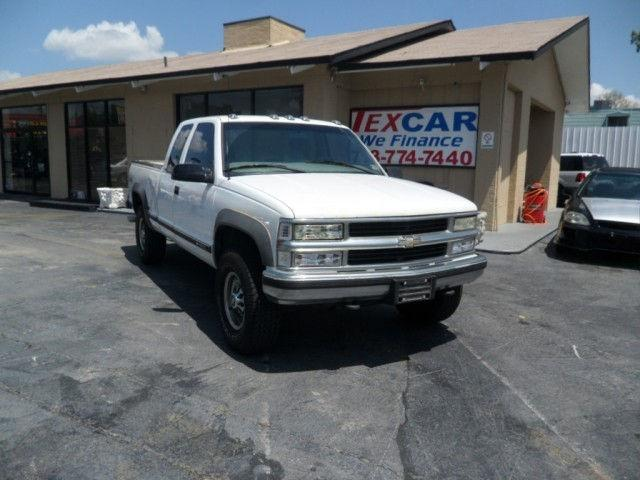 American Auto Sales Houston Tx: 1998 Chevrolet 2500 For Sale In Houston, Texas Classified