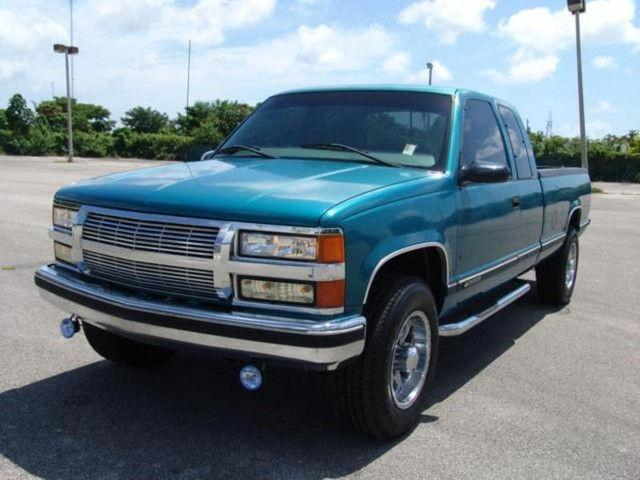 1998 Chevrolet 2500 Silverado