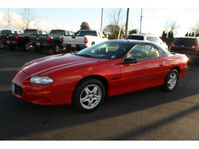 1998 Chevrolet Camaro Z28 For Sale In Albany Oregon