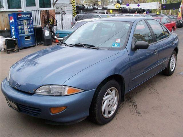 1998 Chevrolet Cavalier For Sale In Newark  New Jersey