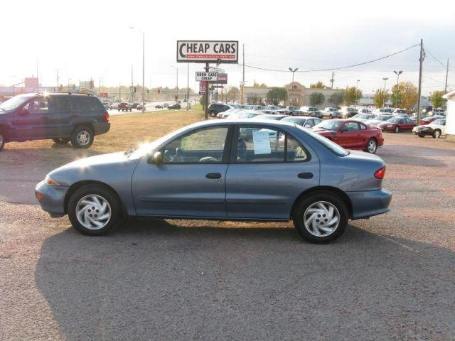 1998 chevrolet cavalier ls for sale in sioux falls south dakota classified. Black Bedroom Furniture Sets. Home Design Ideas