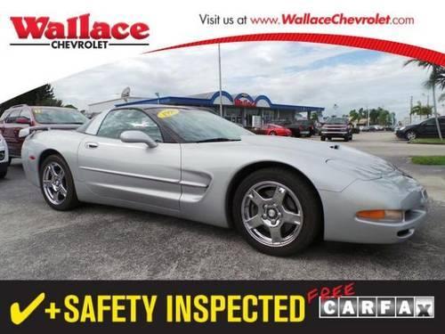 1998 Chevrolet Corvette Coupe 2dr Cpe For Sale In Stuart