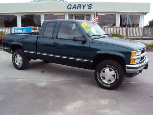 1998 Chevrolet K1500 Pickup Z 71 For Sale In North Topsail