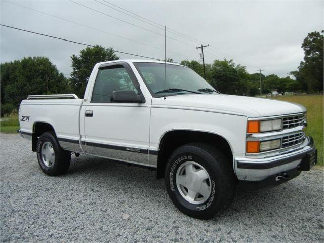 Tire Sale Raleigh Nc >> 1998 Chevrolet K1500 Z71 Offroad 4x4 Truck for Sale in ...