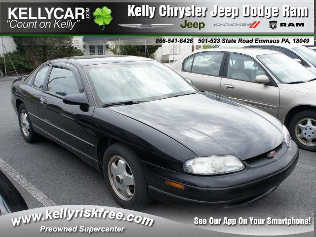 1998 chevrolet monte carlo z34 for sale in emmaus. Black Bedroom Furniture Sets. Home Design Ideas
