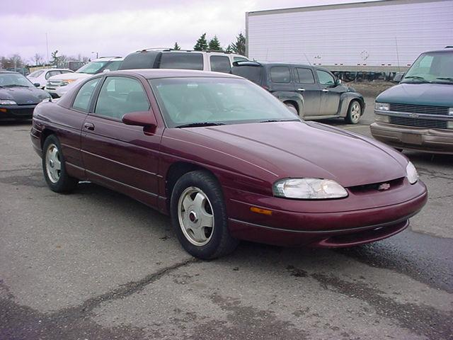 Bells Auto Sales >> 1998 Chevrolet Monte Carlo Z34 for Sale in Pontiac ...