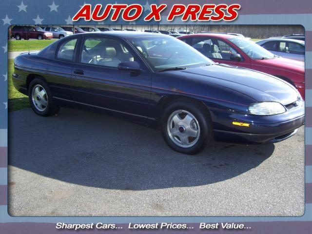 1998 chevrolet monte carlo z34 for sale in la porte. Black Bedroom Furniture Sets. Home Design Ideas