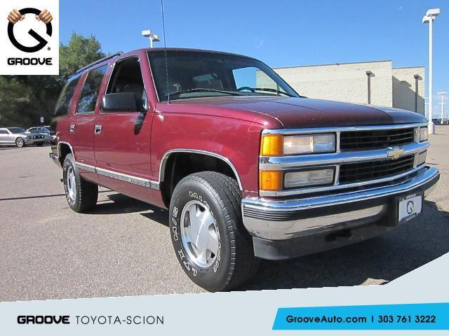 1998 chevrolet tahoe for sale in englewood colorado classified. Black Bedroom Furniture Sets. Home Design Ideas
