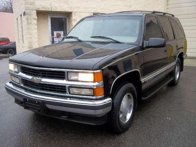 1998 chevrolet tahoe lt for sale in livonia michigan classified. Black Bedroom Furniture Sets. Home Design Ideas
