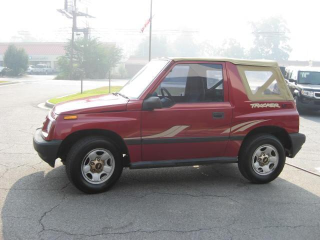 1998 Chevrolet Tracker for Sale in Valdosta, Georgia Classified ...
