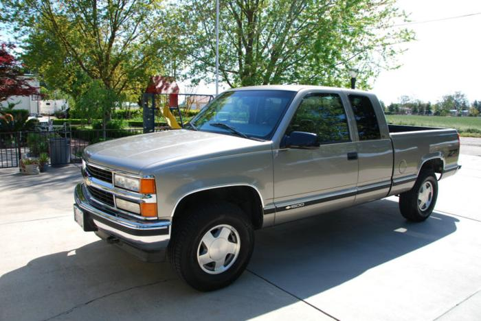 2000 Chevy Silverado For Sale By Owner