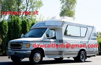 1998 Chinook Concourse 21FT Class B Camper Van Only 50,000 Original Miles
