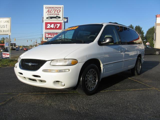 1998 chrysler town country lxi for sale in jeffersonville indiana classified. Black Bedroom Furniture Sets. Home Design Ideas