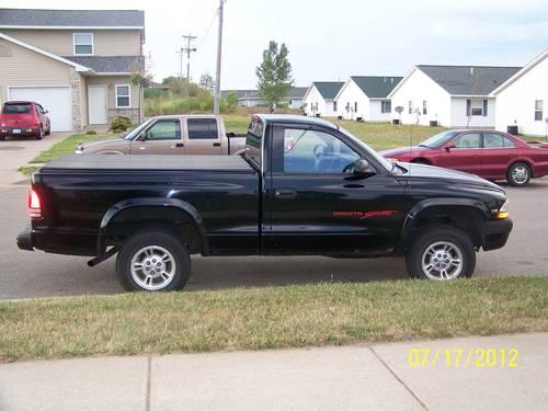 Dodge Dakota Sport X Regular Cab Black Mi Americanlisted on 1999 Dodge Dakota 4x4 Transmission