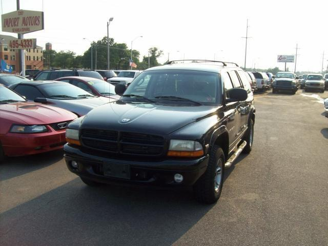 1998 dodge durango slt for sale in bethany oklahoma. Black Bedroom Furniture Sets. Home Design Ideas