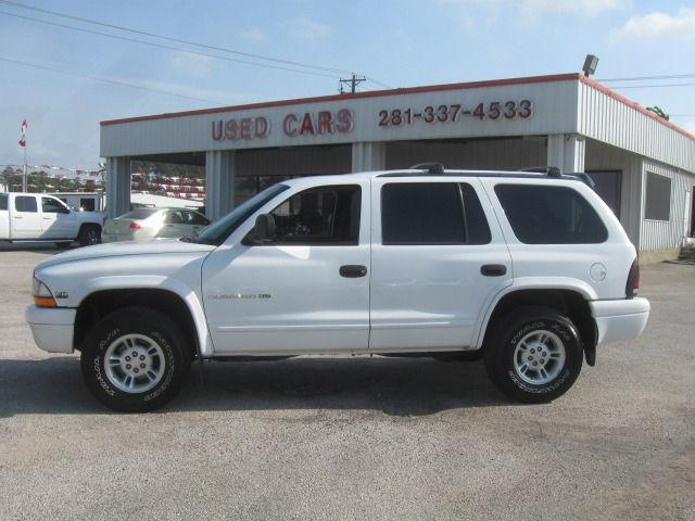 1998 dodge durango slt for sale in dickinson texas. Black Bedroom Furniture Sets. Home Design Ideas