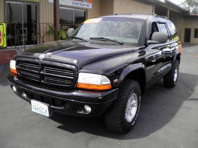 1998 dodge durango slt for sale in la mesa california. Black Bedroom Furniture Sets. Home Design Ideas