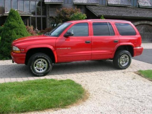 1998 dodge durango slt for sale in ephrata pennsylvania. Black Bedroom Furniture Sets. Home Design Ideas