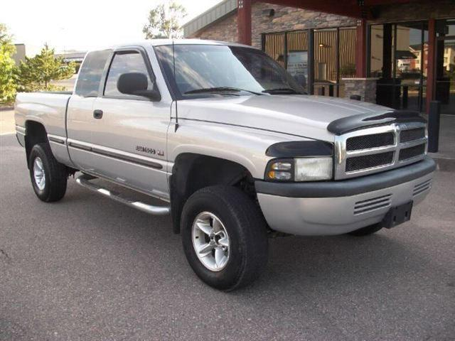 1998 dodge ram 1500 for sale in castle rock colorado classified. Black Bedroom Furniture Sets. Home Design Ideas