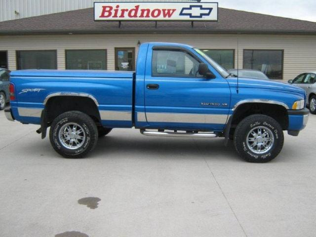 1998 dodge ram 1500 for sale in cascade iowa classified. Black Bedroom Furniture Sets. Home Design Ideas