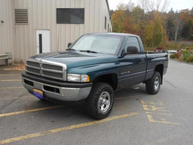 1998 dodge ram 1500 for sale in brattleboro vermont classified. Black Bedroom Furniture Sets. Home Design Ideas