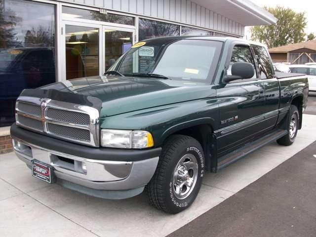 1998 dodge ram 1500 for sale in cadott wisconsin classified. Black Bedroom Furniture Sets. Home Design Ideas