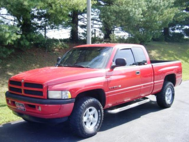 1998 Dodge Ram 1500 Quad Cab For Sale In Morehead Kentucky