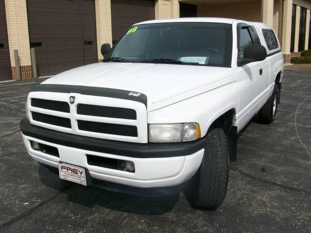 1998 dodge ram 1500 for sale in muskego wisconsin classified. Black Bedroom Furniture Sets. Home Design Ideas