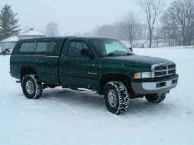 1998 Dodge Ram 2500 4 X 4 Diesel For Sale In Fowlerville