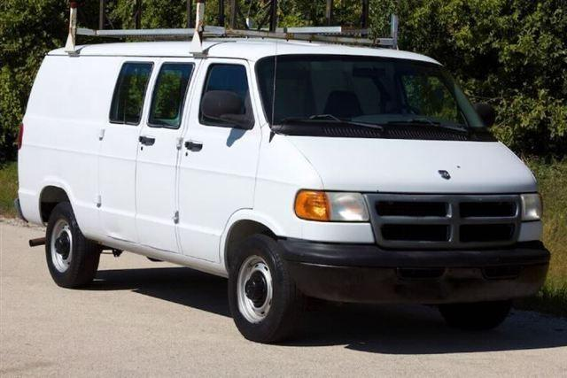 1998 dodge ram van b2500 for sale in cary illinois classified. Black Bedroom Furniture Sets. Home Design Ideas