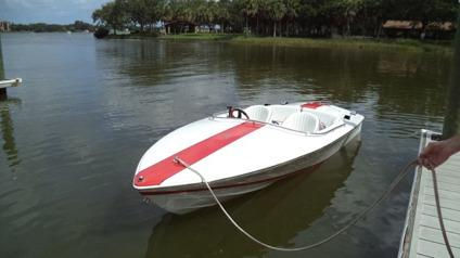 1998 donzi 18 engine mercury v 8 perfect boat for sale in for Mercury outboard motors for sale in florida
