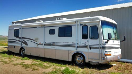 used mobile homes for sale in billings mt with 1998 Dutch Star By Newmar 41371987 on Mobile Homes For Rent In Charlotte Nc furthermore Listing further 49900altec At37g 2005 Gmc C550 4x4 Bucket Truck Stock 12150 23278053 additionally Northwest National further Modular Homes Iowa.