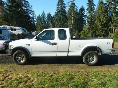 1998 f150 4x4 5 speed manual transmission for sale in sandy oregon classified. Black Bedroom Furniture Sets. Home Design Ideas