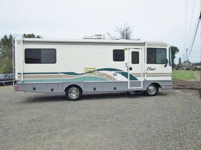 Travel Trailers For Sale In Oregon >> 1998 Fleetwood Flair Class A motorhome...19,181 miles(Sale Pending) for Sale in McMinnville ...