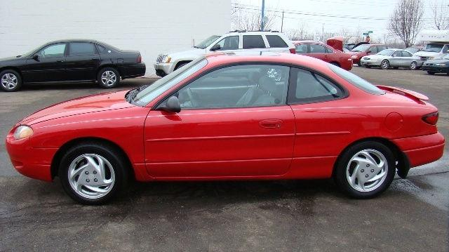 1998 ford escort zx2 for sale in clinton township michigan classified. Black Bedroom Furniture Sets. Home Design Ideas