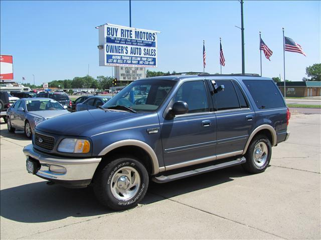 1998 ford expedition eddie bauer for sale in fairmont minnesota classified. Black Bedroom Furniture Sets. Home Design Ideas